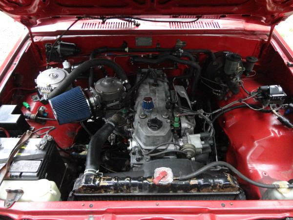 Propane Conversion Parts Propane Kits Parts And Accessories Toyota 22r And 22re Propane Kits