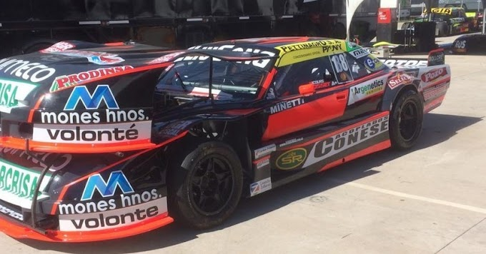 Los equipos del TC ingresaron al Autódromo nicoleño