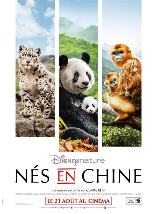 Nés en Chine : Affiche