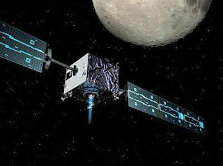 SMART-1 puente de futura exploración hacia la Luna