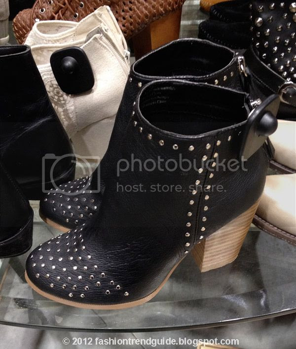 Ecote pin stud ankle boot