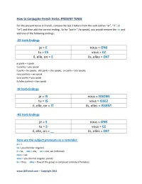 Free Printable French Worksheets At Qcfrench Com