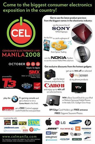 Consumer Electronics Live