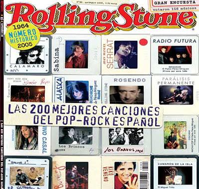 Las 200 Mejores Del Pop Rock Espanol Rock Blog Azzurro