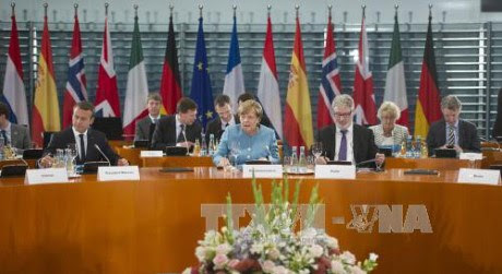 OVs in Europe call for inclusion of East Sea issue in G20 Summit agenda, social news, vietnamnet bridge, english news, Vietnam news, news Vietnam, vietnamnet news, Vietnam net news, Vietnam latest news, vn news, Vietnam breaking news