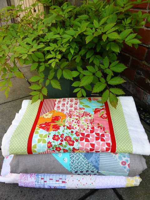 Basted Quilts