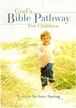 Book Cover: God's Bible Pathway for Children