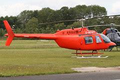 G-BEWY - 1969 build Bell 206B Jet Ranger II