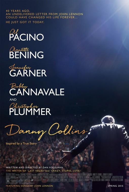 Resultado de imagem para movie poster danny collins
