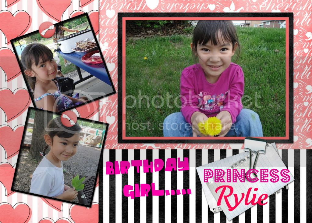 Happy Birthday Rylie