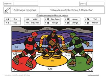 Coloriages Magiques Gs Cp Ce1 Ce2 Les Coccinelles