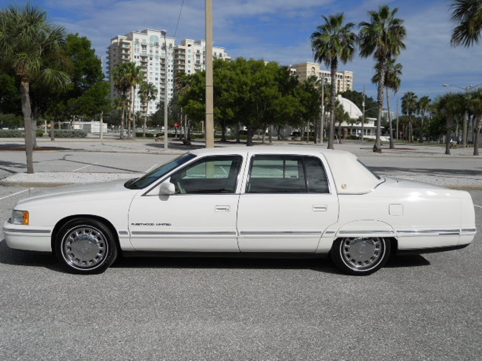 Coachbuilt: 1999 Cadillac Fleetwood Limited | NotoriousLuxury