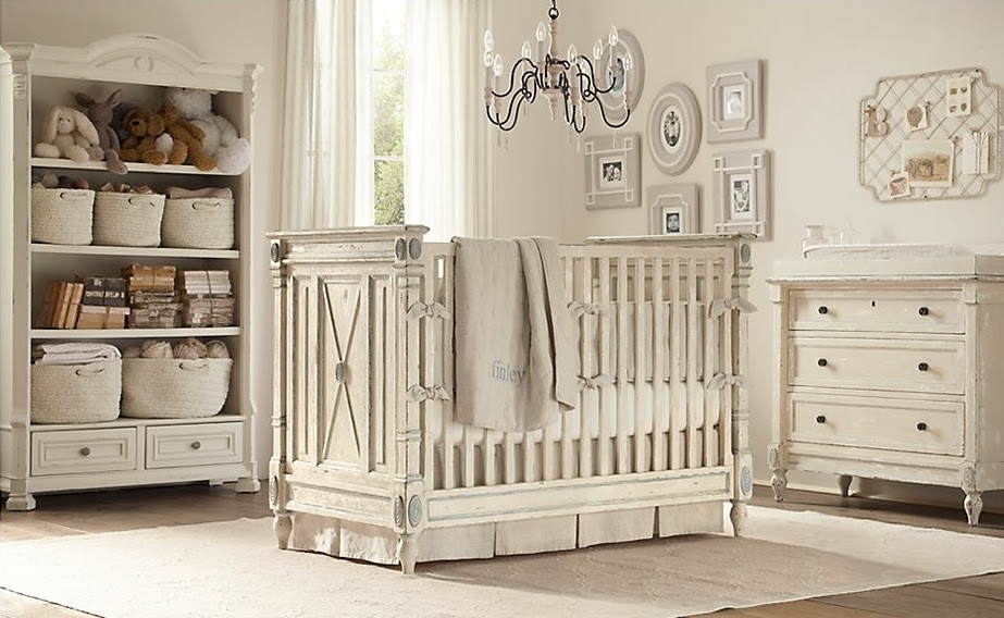Baby Room Design Ideas Neutral baby room decoration – Interior ...