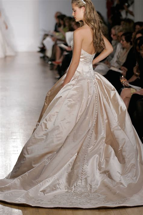 Wedding Dresses Designed By Project Runway Star   pretty