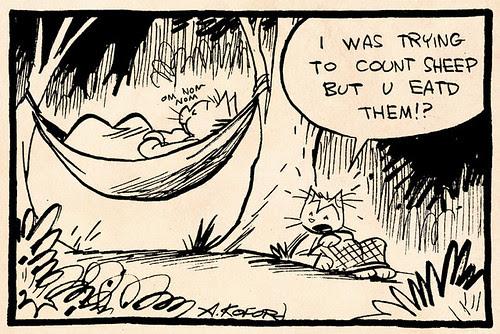 Laugh-Out-Loud Cats #1749 by Ape Lad
