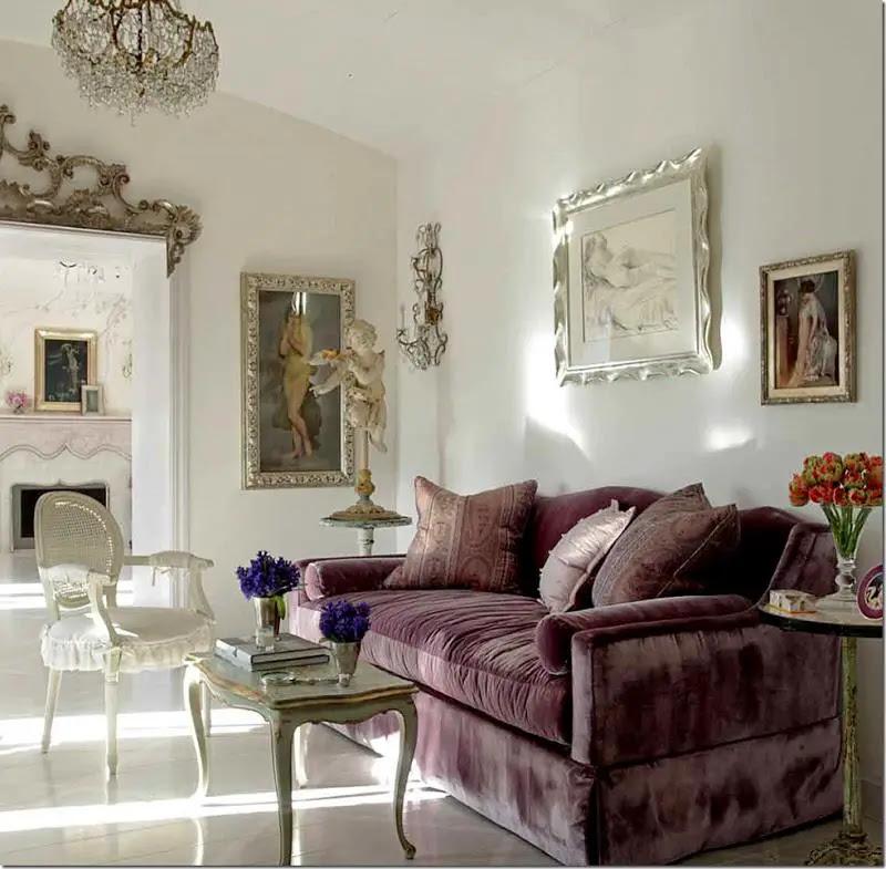 12 Idees Pour Rendre Chic Tout Style De Decoration De Salon Bricobistro