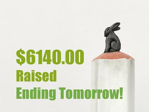 $6140.00 Raised!