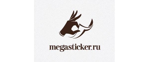 Megasticker