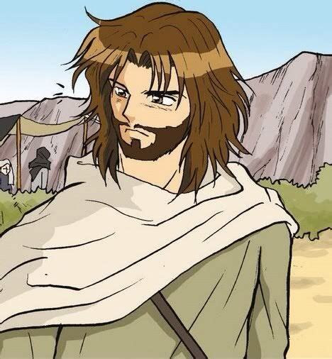 manga jesus images  jesus jesus art  christ