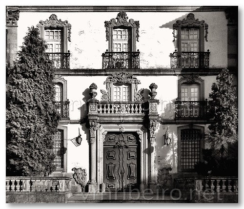 Casa barroca, em Braga by VRfoto