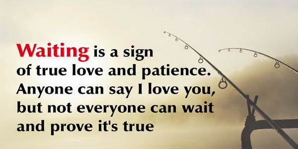 Free Printable Quotes About Waiting For Love