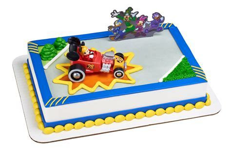 Mickey and the Roadster Racers   DecoSet®   DecoPac