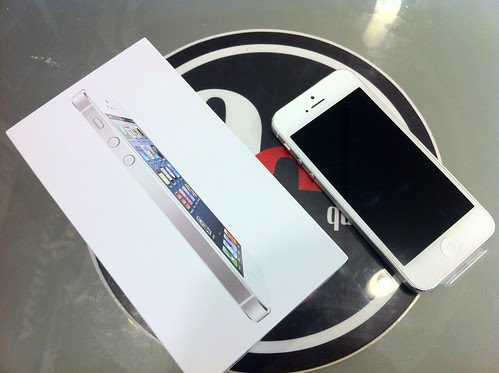 iPhone 5 has come!