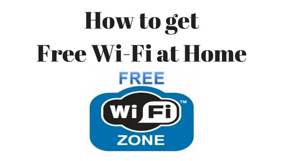 How To Get Free Wifi At Home Without A Router Homelooker