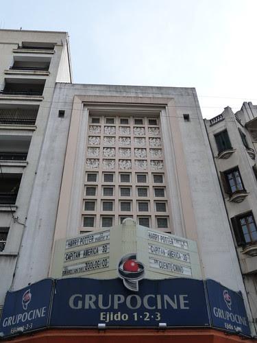Ejido Cinema, Montevideo