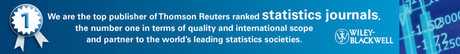 No 1 Staistics Journal of Thomson Reuters