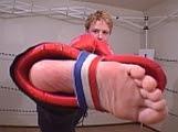 Ellen Kickboxing 2