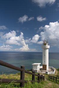 石垣島の灯台