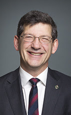 Photo - Mike Bossio - Click to open the Member of Parliament profile