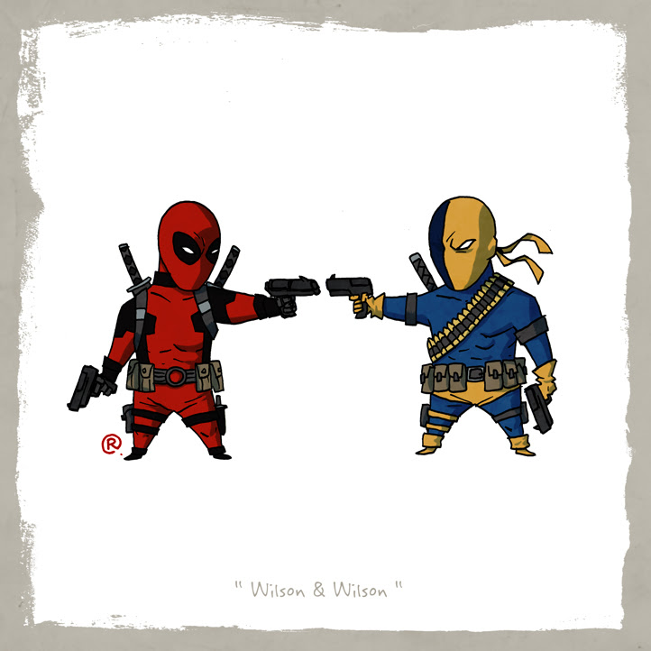 Deadpool y Slade