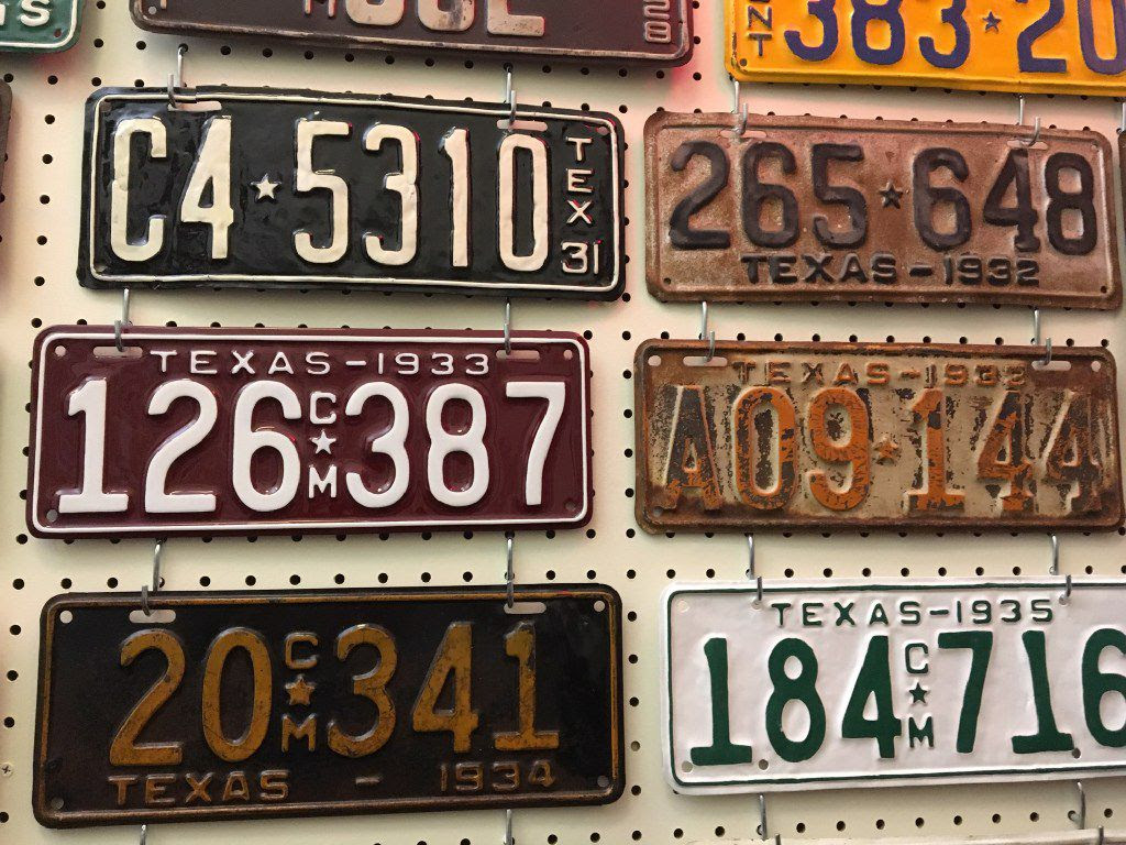 Who Designs Texas License Plates And How Are They Made Curious Images, Photos, Reviews