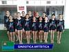 Em Bragança, ginástica de Jundiaí termina em 2º por equipes no pré-infantil A