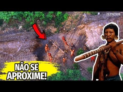 Veja o que a tribo mais perigosa do mundo é capaz de fazer