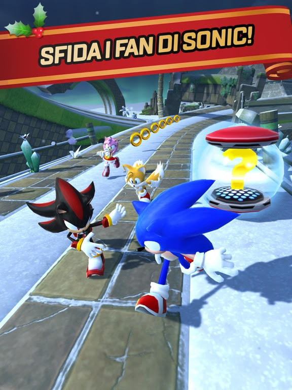 -GAME-Sonic Forces: Speed Battle vers 1.2.2