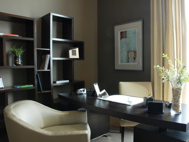 Home Office ideas - modern - home office - other metro