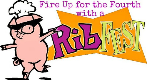 Fire Up for the Fourth with a Ribfest!