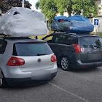 FAITS DIVERS. Valence : il conduisait avec 460 kg de surcharge de bagages sur le toit