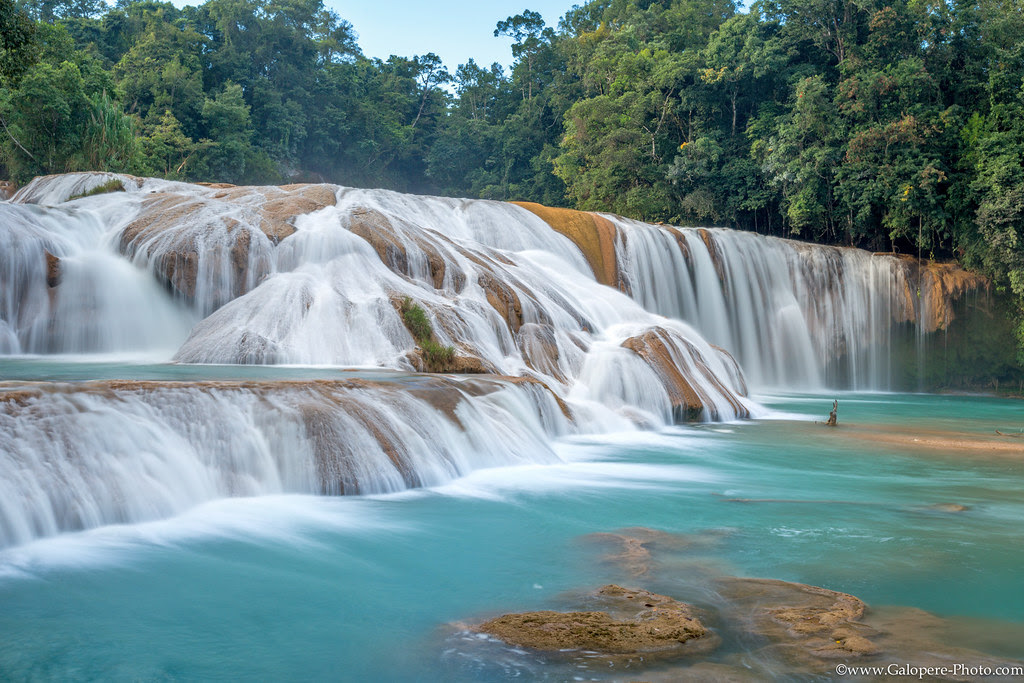 48 Agua Azul Chiapas Mexico 3 Jpg Follow Our Trip On