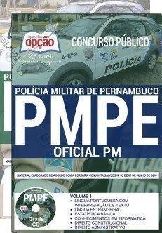 Apostila OFICIAL PM de Pernambuco
