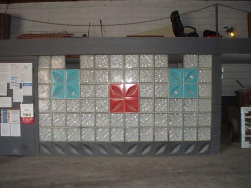 Hardy Glass Block