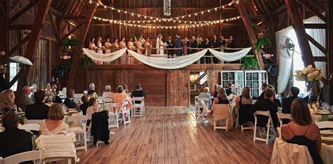 Venues: Have A Wonderful Wedding At Rustic Wedding Venues