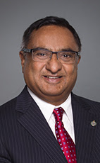 Photo - Ramesh Sangha - Click to open the Member of Parliament profile