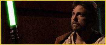 The legendary Jason Court as Kyle Katarn