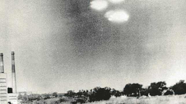 Los extraños avistamientos OVNI que Estados Unidos investigó en Madrid
