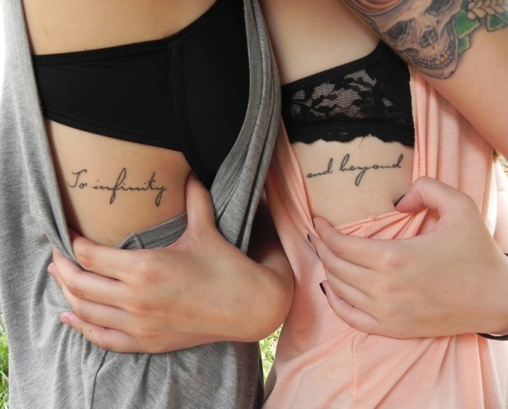 Sister Quotes For Tattoos