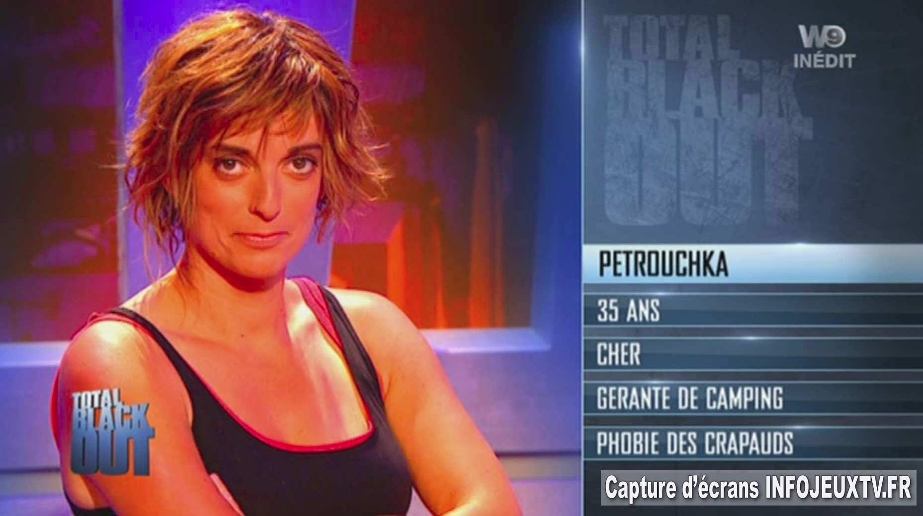 Géraldine Multirécidiviste Des émissions Tv Le Blog Des